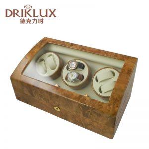 rotating watch winder box
