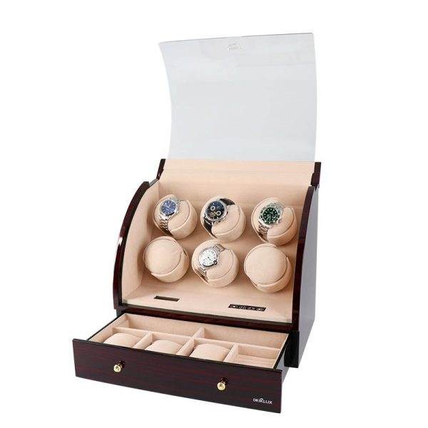 Wood Box Watch Winder