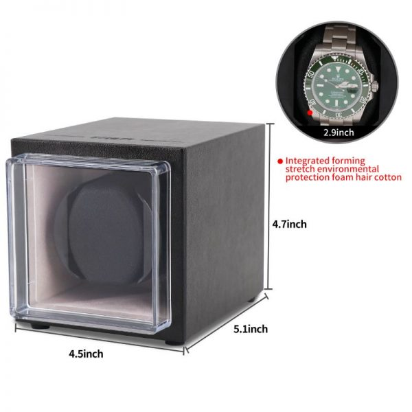 Watch Leather Winder