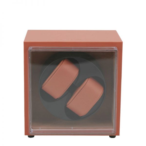 Leather Watch Winder Box