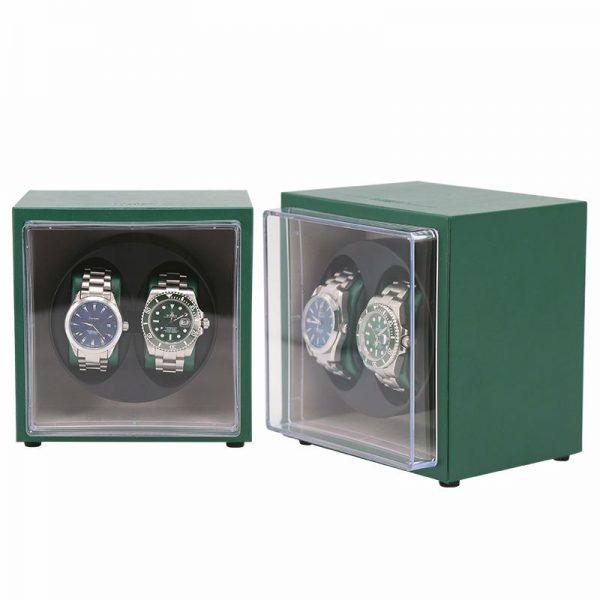 Leather Watch Winder Box