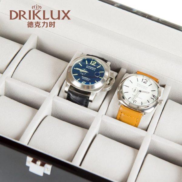 Acrylic Black Watch Box