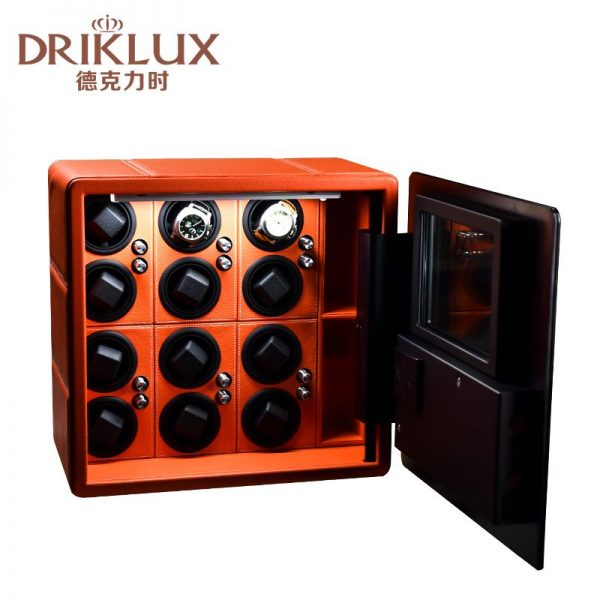 Watch Winder Safety Box
