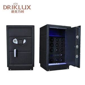Watch Winder Safe Box