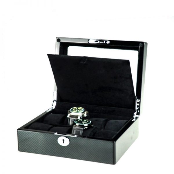 watch luxury wooden box