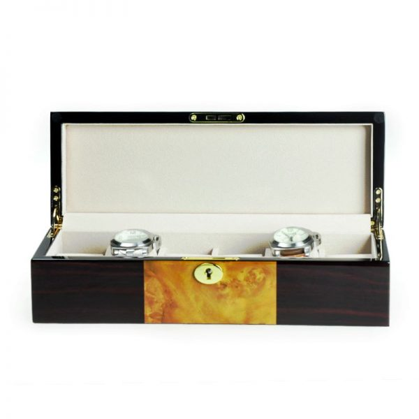 luxury box watch