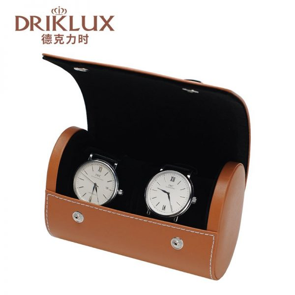 watch roll leather